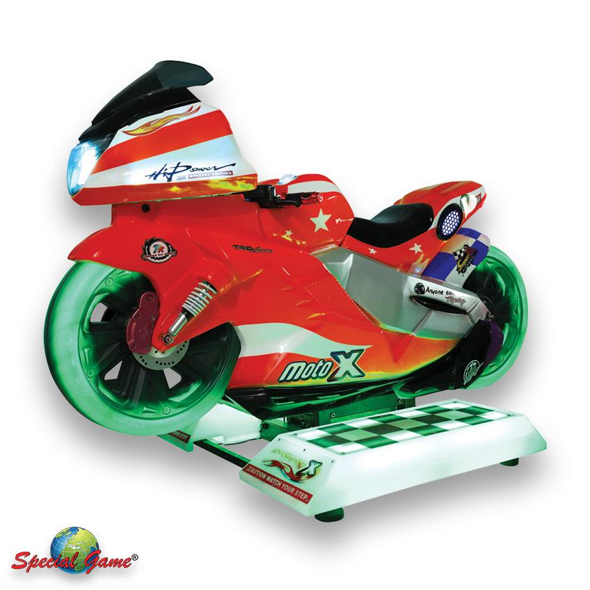 2 moto x rossa