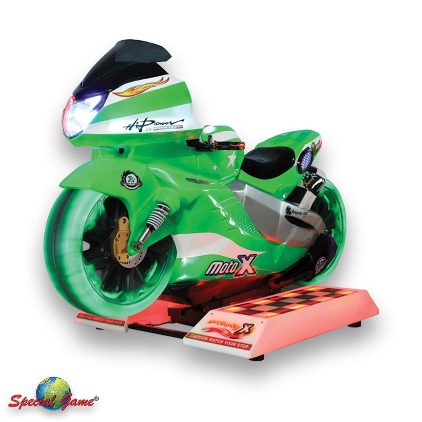 2 moto x verde